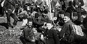 Lüleburgaz -Kırklareli Kırkkilise Muharebesi. 22 - 24 Ekim 1912