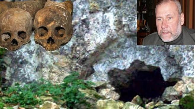 Rodopların Zlatograd şehri yakınında Arkeologlar çok ilginç bir mağara buldu