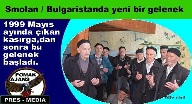 Smolyan / Bulgaristanda yeni bir gelenek