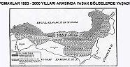 1953 - 2000 Pomaklara yasak bölgeler .NEDEN ?