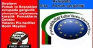 Avrupada Sırp - Pomak gerginilgi