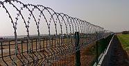 Bulgaristandan Türkiye sınırına 30 kmlik tel örgü
