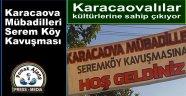 Karacaova Mübadilleri Serem Köy Kavuşması