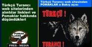 Türkçü Turancı web sitelerinden alıntılar linkleri ve Pomaklar hakkında düşündükleri .