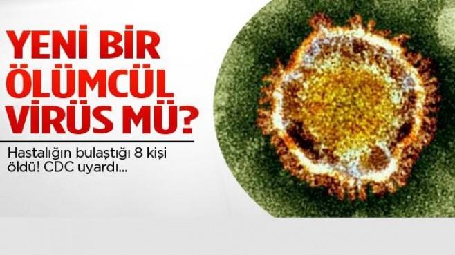 Yeni Bir Ölümcül Grip virüsü . DiKKAT