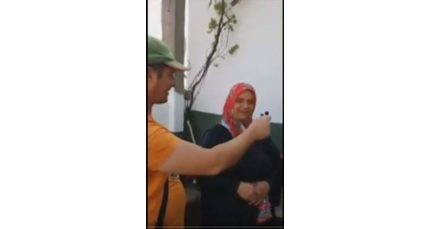 Georgi Zelangora Repotaj Biga Elmali Köyü Pomaklar