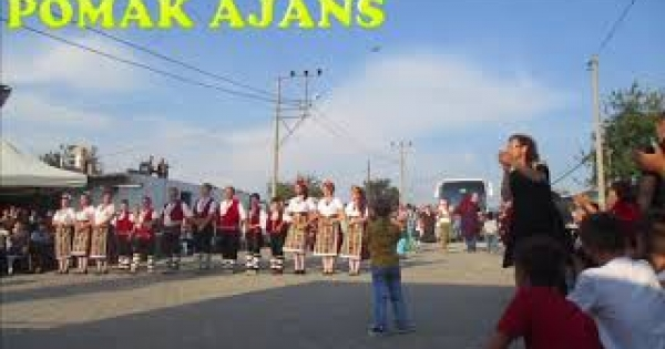Pomak senlikleri Elmali köyü