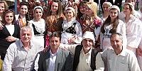 Makedonya Televizyonu Makedon -Torbeş - Pomak etnik Tartışması. Serif Ajradinoski